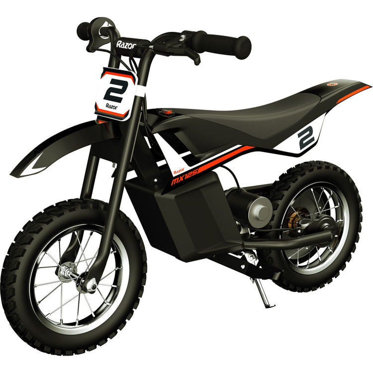 Razor MX125 Dirt Rocket Kids Electric Motocross Bike