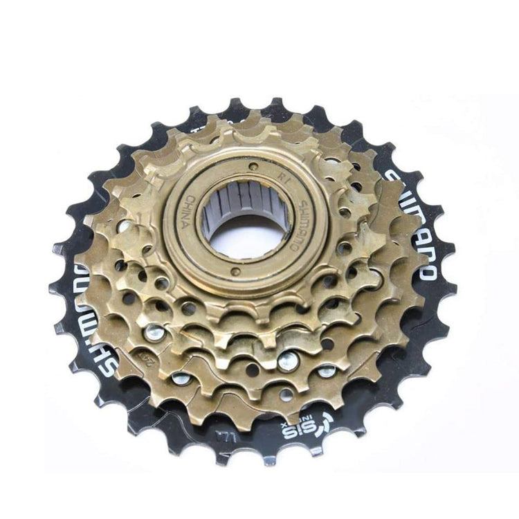 Shimano MF-TZ500 7 Speed Multiple Freewheel 14-34 Tooth