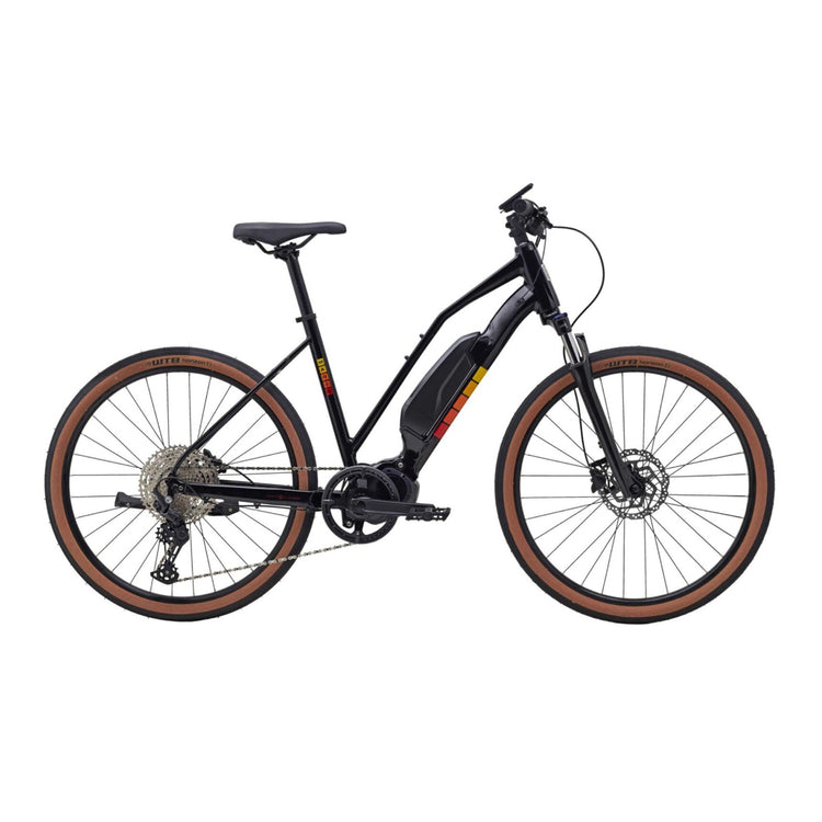 Marin Sausalito E2 ST Electric Hybrid Bike - 2021