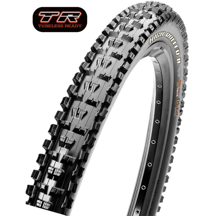 Maxxis High Roller II 26 x 2.30 60 TPI Folding Dual Compound ExO / TR Tyre