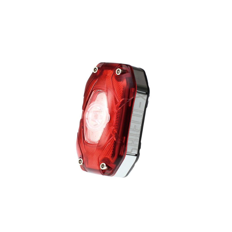 Moon Shield-X Auto Rechargeable Rear Light
