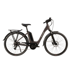 Raleigh Motus Lowstep Derailleur Electric Hybrid Bike - 2020