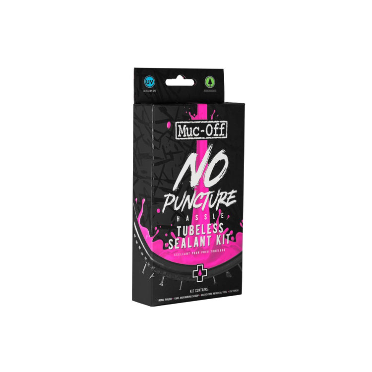 Muc-Off No Puncture Hassle Kit