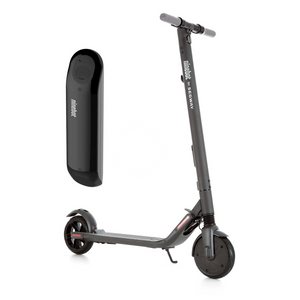 Ninebot Segway ES2 Electric Scooter Bundle