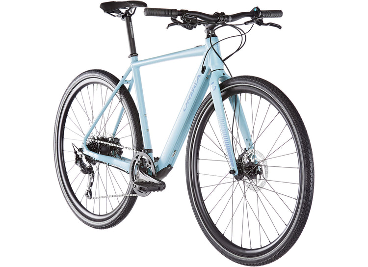 Orbea Gain F40 E-Bike - Light Blue