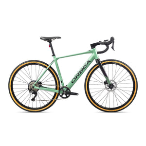 Orbea Gain D30 1X Electric Road Bike - 2021 Green