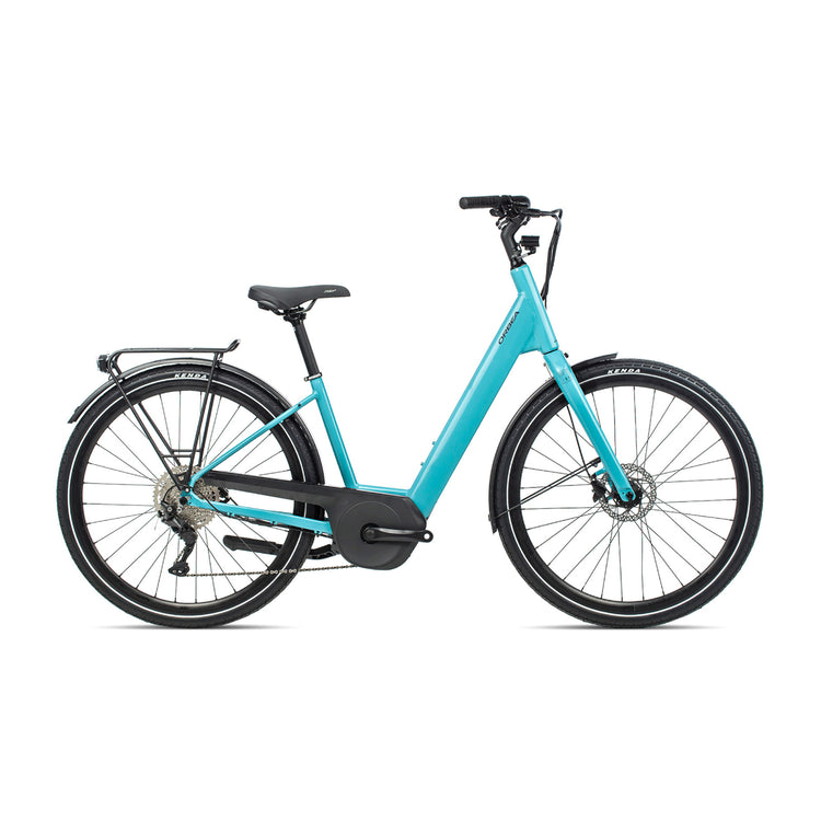 Orbea Optima E40 Electric Hybrid Bike - 2021 Blue