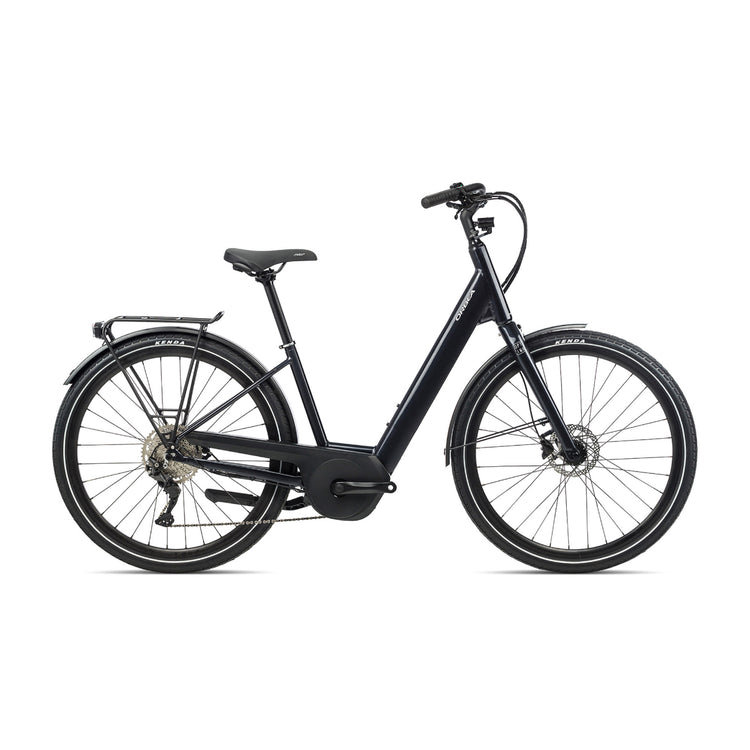 Orbea Optima E40 Electric Hybrid Bike - 2021 Black
