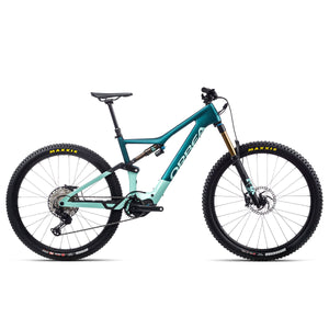 Orbea Rise M10 Electric Mountain Bike - 2021