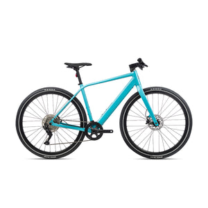 Orbea Vibe H30 Electric Hybrid Bike -  2021 Blue