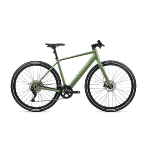 Orbea Vibe H30 Electric Hybrid Bike -  2021 Green