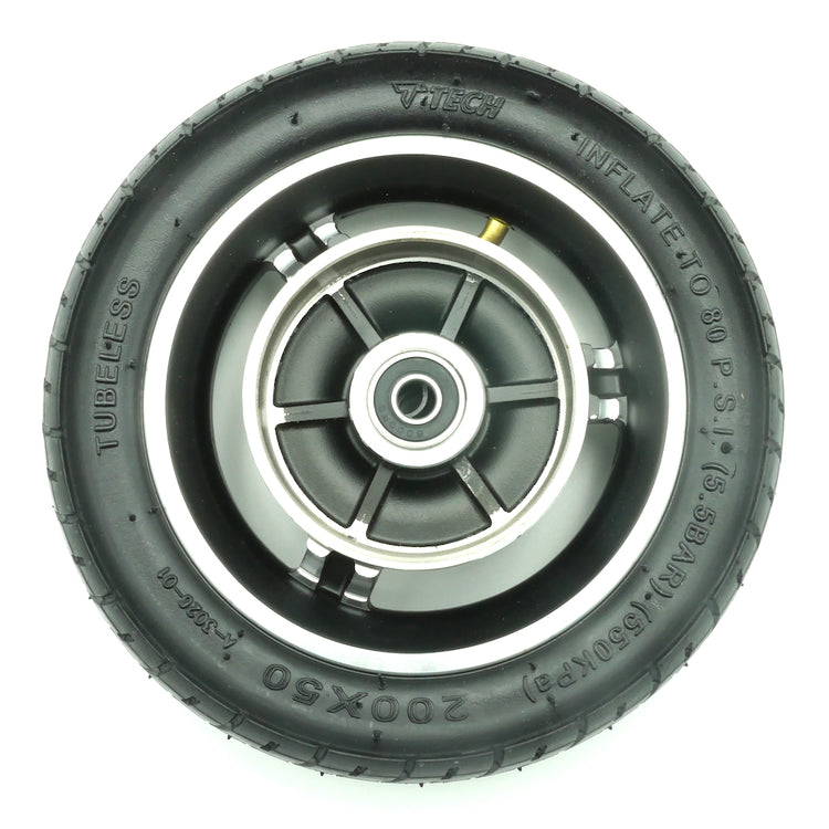 Egret - Eight Front Wheel Assembly