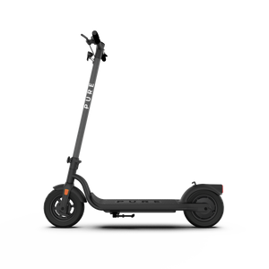 Pure Air Electric Scooter Graphics Kit - Grey Carbon