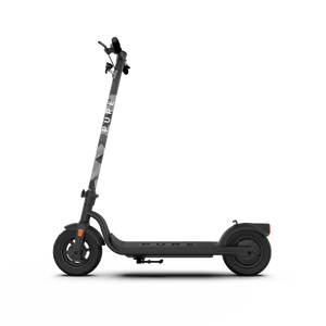 Pure Air Electric Scooter Graphics Kit - Grey Camo