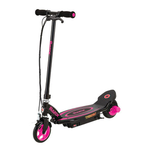 Pink Razor Power Core E90 Kinds Electric Scooter
