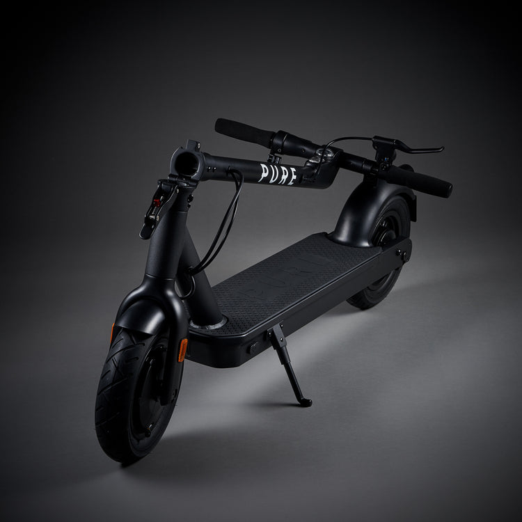 Pure Air Pro Electric Scooter - With Puncture Protection Fluid