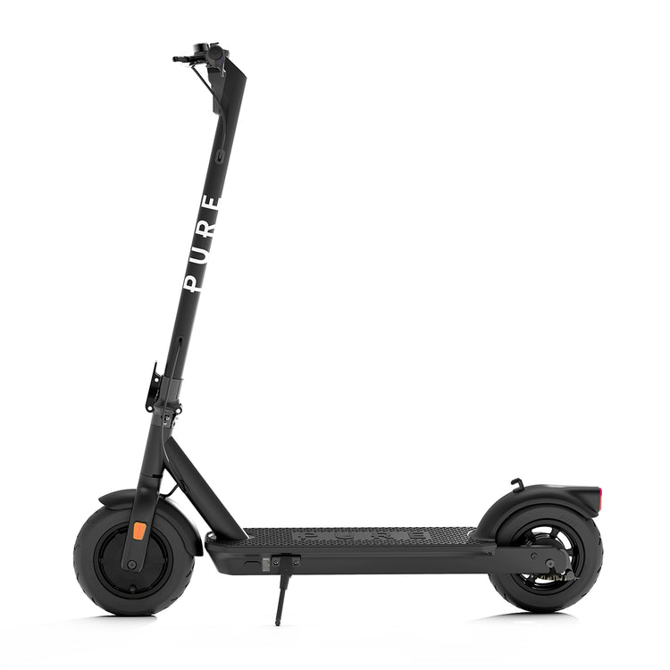 Black Pure Air Pro Electric Scooter