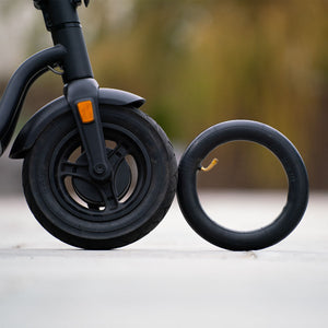 Official replacement inner tube for front or rear wheel of the Pure Air and Pure Air Pro Electric Scooter.