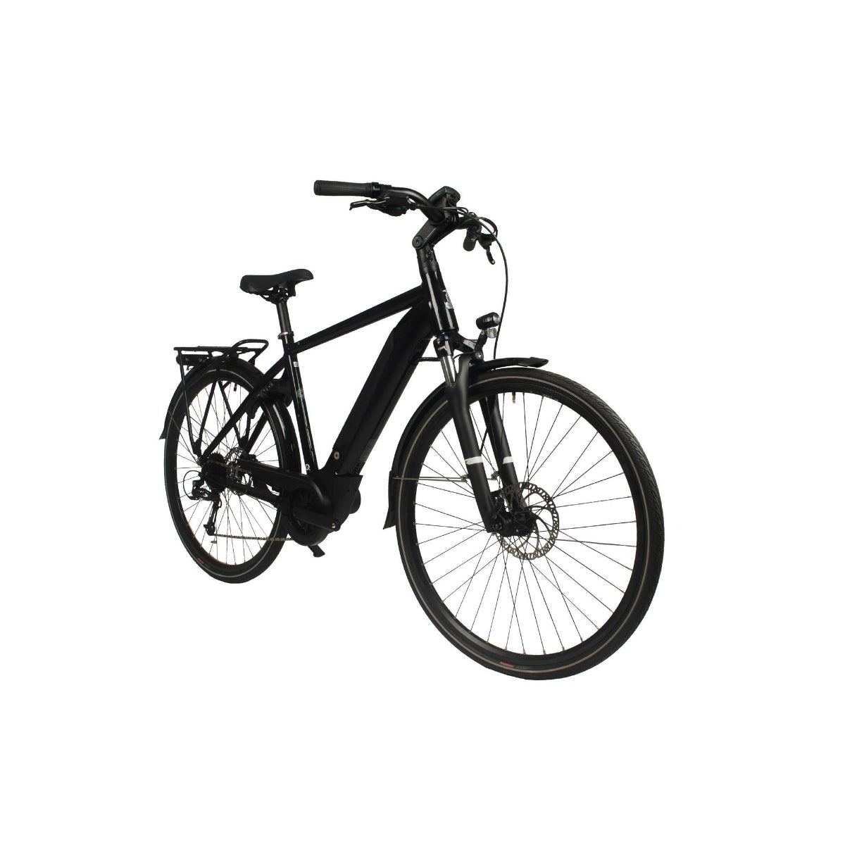 Raleigh Centros Crossbar Derailleur Electric Hybrid Bike - 2021