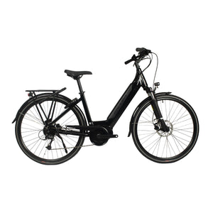Raleigh Centros Low Step Derailleur Electric Hybrid Bike - 2020
