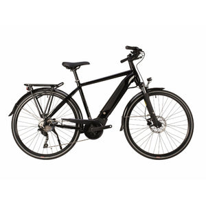 Raleigh Centros Tour Crossbar Derailleur Hybrid Electric Bike - 2020