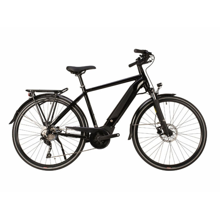 Raleigh Centros Tour Crossbar Derailleur Hybrid Electric Bike - 2021