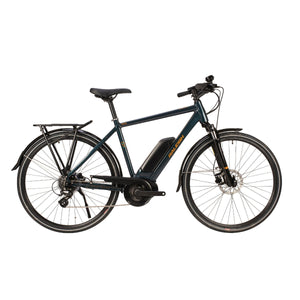 Raleigh Motus Cross Bar Derailleur Electric Hybrid Bike - 2020