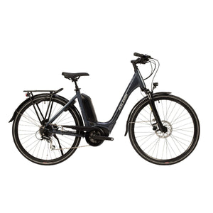 Raleigh Motus Tour Lowstep Derailleur Electric Hybrid Bike - 2020 Grey