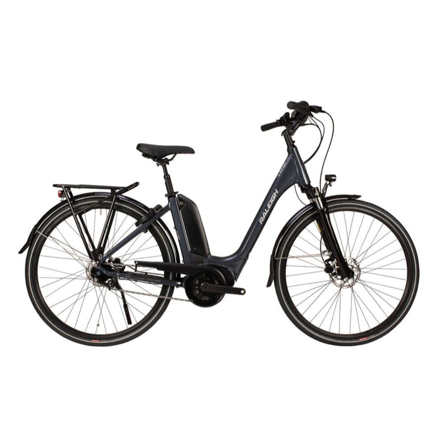Raleigh Motus Tour Lowstep Hub Electric Hybrid Bike - 2021