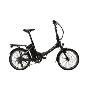Raleigh Stow-E-Way Electric Folding Bike - 2020 - Pure Electric - Black