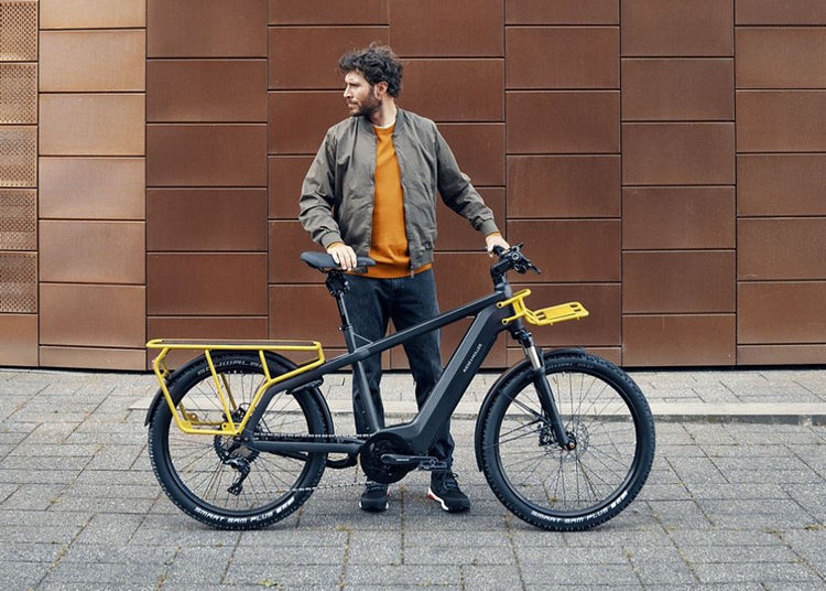 Riese & Muller Multicharger GT Light Electric Cargo Bike - 2020