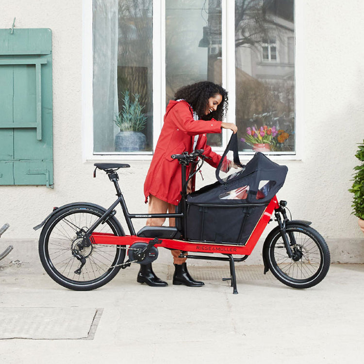 Riese & Müller Packster 40 Touring Electric Cargo Bike - 2020