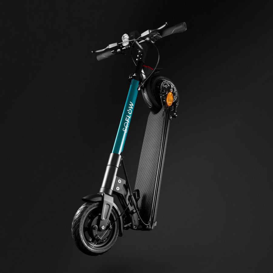 SoFlow SO2 Electric Scooter