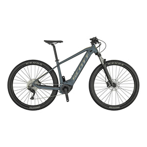 Scott Aspect eRIDE 930 Electric Mountain Bike - 2021 - Blue