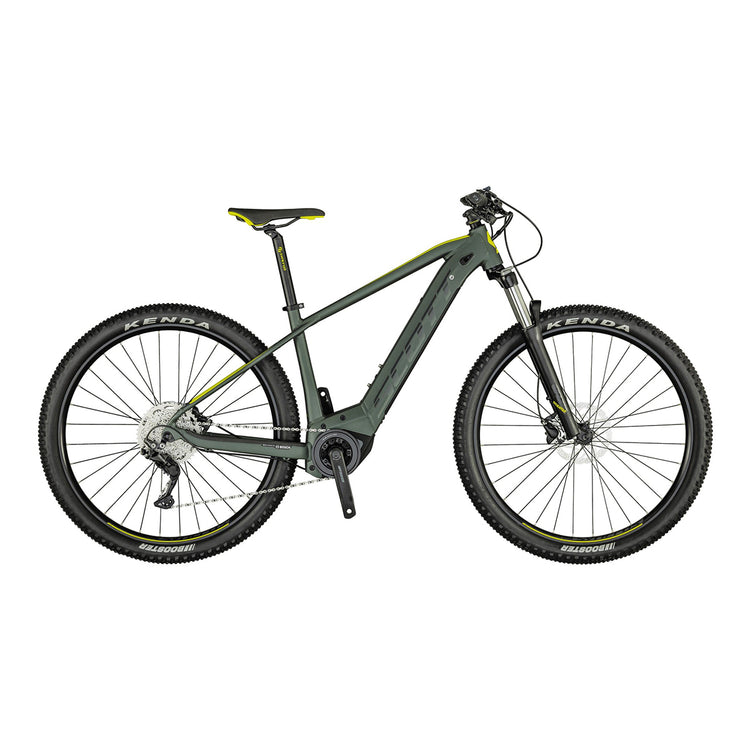 Scott Aspect eRIDE 940 Electric Mountain Bike - 2021