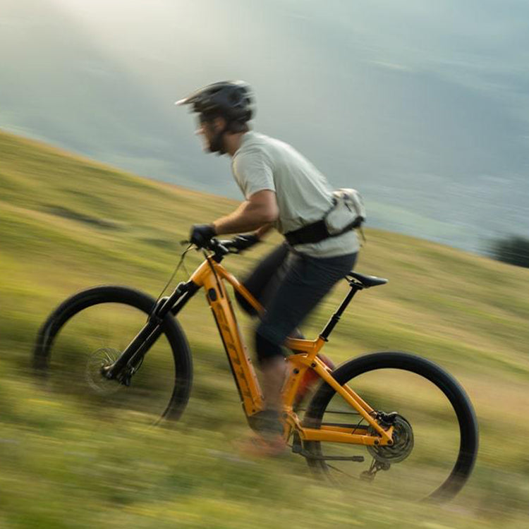 Scott Genius eRIDE 930 Electric Mountain Bike - 2021