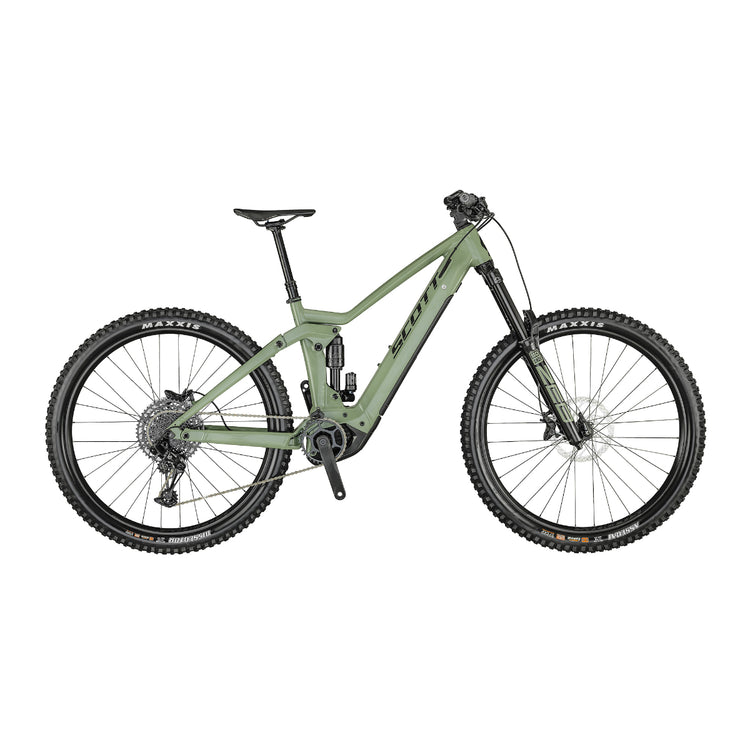 Scott Ransom eRIDE 920 Electric Mountain Bike - 2021