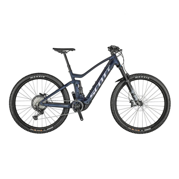 Scott Strike eRIDE 910 Electric Mountain Bike - 2021
