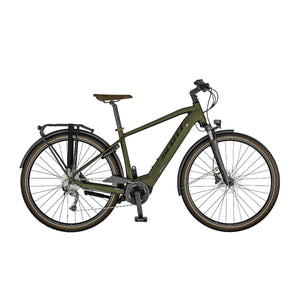 Scott Sub Tour eRIDE 30 Men's Electric Hybrid Bike - 2021