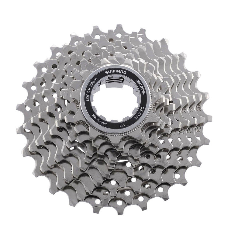 Shimano CS-5700 105 10-Speed Cassette 11-28T