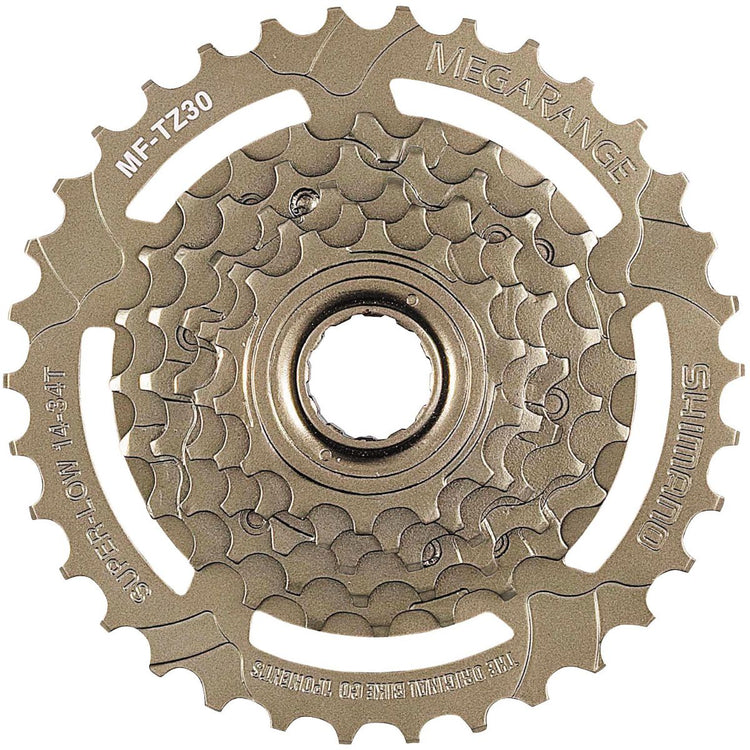 Shimano FY-TZ30 6-Speed Multiple Freewheel 14-34 T