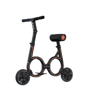 Smacircle S1 Electric Scooter Orange