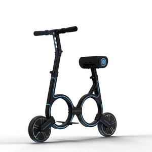 Smacircle S1 Electric Scooter Blue