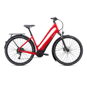 Specialized Turbo Como 3.0 Low Entry Electric Hybrid Bike - 2021 Red