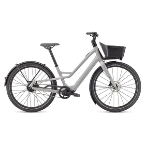 Specialized Turbo Como SL 4.0  Electric Hybrid Bike - 2022 Grey