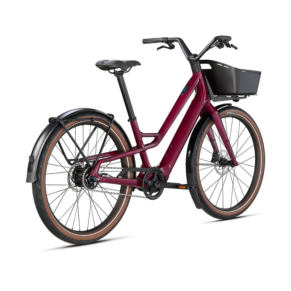 Specialized Turbo Como SL 4.0  Electric Hybrid Bike - 2022 Red