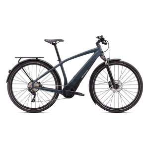Specialized Turbo Vado 4.0 Electric Hybrid Bike - 2021 Black