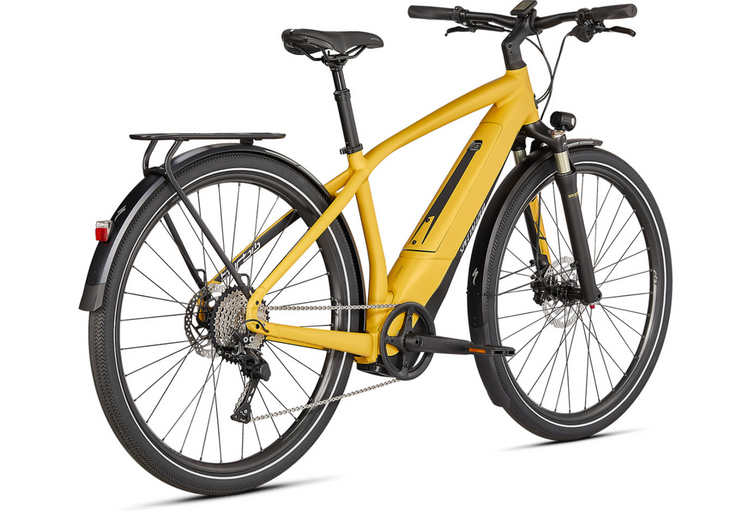 Specialized Turbo Vado 4.0 Ltd Edition Electric Hybrid Bike -2021