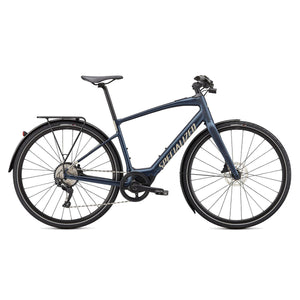 Specialized Turbo Vado SL 4.0 EQ Electric Hybrid Bike - 2021 Navy