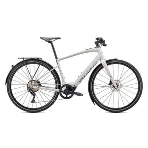 Specialized Turbo Vado SL 4.0 EQ Electric Hybrid Bike - 2021 Grey